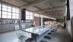 O-office Architects · Silo-top Studio. Liwan, China