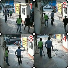 CCTV Footage Provides Evidence to #Capture Killers of Stray Dog Mumbai – Social Activists collected evidence by way of #CCTV footage to help identify and capture the heartless killers of a stray dog. The outraged animal lovers shared these clips from the #footage to create social awareness.Red more at: http://timesofindia.indiatimes.com/city/mumbai/stray-dog-brutally-killed-cctv-captures-violence/articleshow/56779809.cms