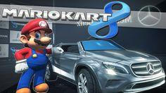MERCEDES DLC vs THE WORLD   Mario Kart 8 w/ DanTDM & Ali-A