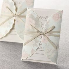 Unique Wedding Invitations | New 2013 Collections