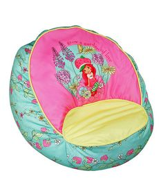 Take a look at this Strawberry Shortcake Beanbag Chair by Newco on #zulily today!