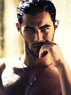 "Lucas Alves Brazilian model photographed by Leonardo Barbosa - Best Beard Men - Board at Pinterest: search for pinner ""Jochen Wojtas"""
