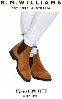 Line Shopping, Shopping Sites, Rm Williams, Leather Chelsea Boots, Cool Style, Classic, Accessories, Shoes, Fashion