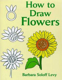 Revista Como Dibujar Flores