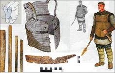 Archaeologists unearth 4,000-year-old Siberian knight armour made of bone