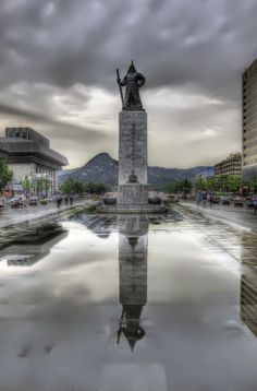 Admiral Yi - King Sejong My favorite korean King because Sejong reinforced Confucian policies and executed major legal amendments.Most important:he also oversaw the creation of Hangul, encouraged advancements of scientific technology, and instituted many other efforts to stabilize and improve prosperity
