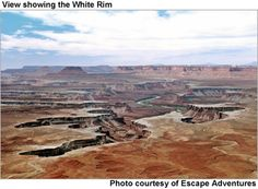 The White Rim Trail is a popular biking and Jeeping route in Canyonlands National Park, near Moab, Utah.    The total distance is just over 100 miles. Most riders take 3-4 days to complete the route, camping along the way. Most also have a support vehicle carry supplies. The route is considered one of the world's great multi-day rides.    Some fanatic riders complete the 100 miles in one day, but most experienced riders will need to spend multiple days to complete the full route. The route…