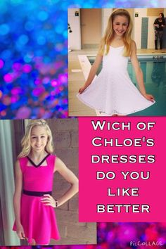 Comment! Pleas participate In my competition for my who wore it better dance moms board. All bad words in any comments will get you and your comment disqualified from the competition. Thnx 4 listening.