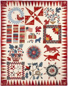 The Spirit of Sacagawea quilt by Minick and Simpson