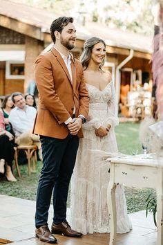 Wedding Groom, Wedding Suits, Boho Wedding, Wedding Day, Deco Baby Shower, Casual Grooms, Groom Outfit, Mens Fashion Blazer, Lookbook