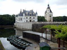 Chenonceau: um castelo de Princesas de verdade para visitar com as crianças!  | Viajando com Pimpolhos