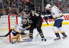 Ryan Garbutt Stars vs Predators