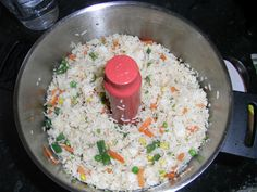 Philips HomeCooker: Fried Rice