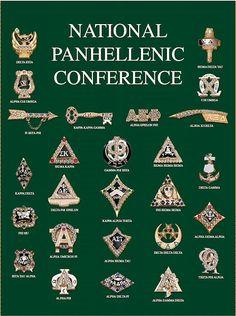 Pan love, but Pi Beta Phi and Kappa Kappa Gamma have the best badges by far. Kappa Alpha Theta, Delta Phi Epsilon, Alpha Omicron Pi, Gamma Phi Beta, Alpha Chi Omega, Sorority And Fraternity, Delta Zeta, Phi Mu, Sigma Tau