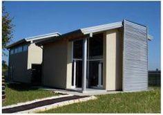 """La Leaf House è una casa composta da sei appartamenti che ruota attorno al principio secondo cui """"l'energia più pulita è quella risparmiata""""."""