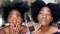 BIOTIN!?? SAVE. ME. FROM. MYSELF. | SBR Nutrition Liquid Biotin Review on 4C Nat 4c Hair Growth, Biotin Hair Growth, 4c Natural Hair, Natural Hair Styles, Naturally Curly, Hair Care, Nutrition, Modern, Youtube