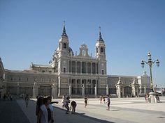 Palacio Real, Madrid.