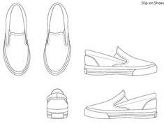 simple fashion templates - Google Search