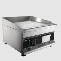 Best Electric Fry Top Koolmax Group offers High Quality Electric Fry Top with Smooth Chrome Surface which Operate on Low Electric Power. Best Features: Free & Fast Delivery, 2 Years Parts Warranty, Electrical Power (Kw): 3, Affordable Price. We are happy to talk you or your installer for complete installation guide process. For more Information please call now 01204-32-44-33 #frytop #catering #food #restaurant #koolmax #kitchen Home Catering, Catering Food, Commercial Catering Equipment, Kitchen Equipment, Electric Power, Fries, Restaurant, Chrome, Surface