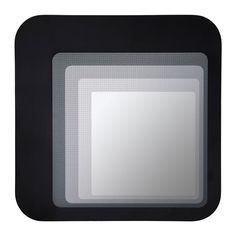 ХИЛЬКЕ Зеркало - черный - IKEA