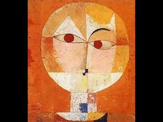 Paul Klee. Brief biography and artwork. Great for kids and esl. - YouTube