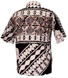 Aloha Shirt This Polynesian tapa a816213b5