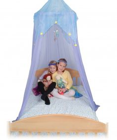 This is a must for little girl!  It will look cute in her fairy bedroom.