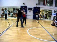▶ Leonardo and Becky Neves II Congresso Cia Samba Zouk 2013, RJ. - YouTube