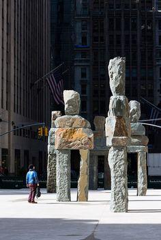 Ugo Rondinone – Soul @ Gladstone Gallery (New York) | Ozarts Etc