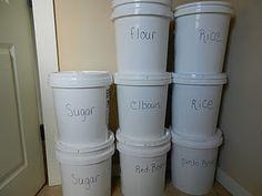 good article on food storage