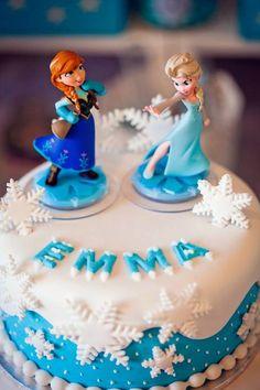 Disney's Frozen 3rd birthday party