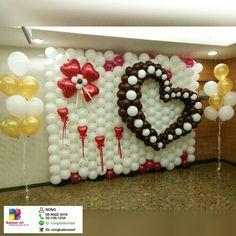 Balloon decorate