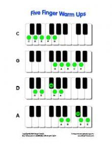 Lots of teacher aides meant for private piano lessons but could also be used in the general music class