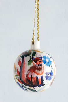 Mooreland Ornament - anthropologie.com