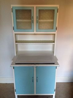 Vintage Kitchenette Larder Cupboard Retro Kitchen Cabinet
