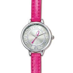 Avon Breast Cancer Crusade Skinny Strap http://www.makeupmarketingonline.com/avon-breast-cancer-crusade-skinny-strap-watch/