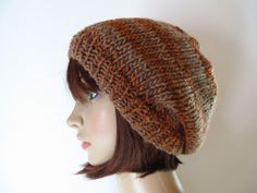 Beanie, Knitted Hats, Knitting, Style, Fashion, Headboard Cover, Knitting And Crocheting, Colors, Patterns