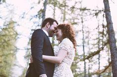 wedding/love/nature/smile