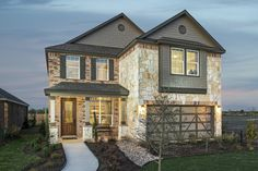 The Trails at Stoney Ridge, a KB Home Community in Del Valle, TX (Austin / San Marcos)