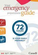 Great Canadian Emergency Preparedness Guide! via Get Prepared Canada