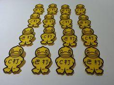 Something we liked from Instagram! 每個人都想有個獨一無二嘅婚禮今次我地有幸為呢兩位朋友製作呢批咁特別嘅鴨仔襟章祝一對新人白頭到老 #3d #3dprinting #3dprint #3dprinter #3d列印 #3d打印 #3d印表機 #soeasy #塑易思 #澳門 #macau #macao #襟章 #鴨 #pin #widding #souvenir #duck #婚禮 #sisters #brothers #巴打  #c打 #絲打 #congratulations #兄弟 #姐妹 by soeasymacao check us out: http://bit.ly/1KyLetq