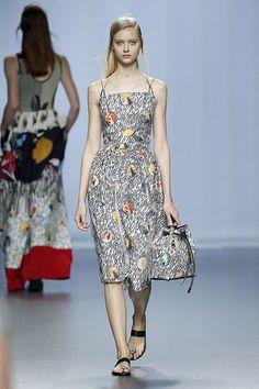 Fashion week Madrid. Primavera Verano 2016