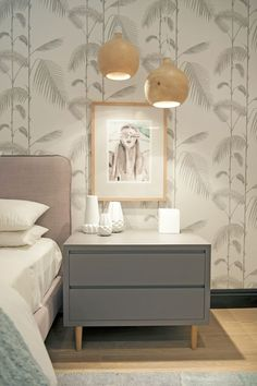 [CasaGiardino]  ♛  Michele Throssell Interiors > girls bedroom > pastels > Victoria Verbaan artwork