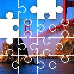 Fog Beneath the Golden Gate Jigsaw Puzzle, 80 Piece Classic. The Golden Gate Bridge is a suspension bridge spanning the Golden Gate, the