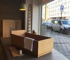 Showroom for in Oslo Oslo, Interior Design Inspiration, Showroom, Bathtub, Projects, Ideas, Tents, Bath Tube, Blue Prints
