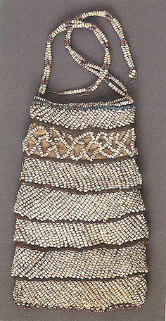 Amulet Bags, purses, pouches... / Tribal bag