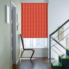 Eton Pumpkin Roller blinds