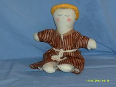 Baby Jesus rag doll for the Christmas Holidays by cleancritters, $17.00