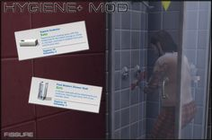 Hygiene+ Mod by Fissure at Mod The Sims via Sims 4 Updates