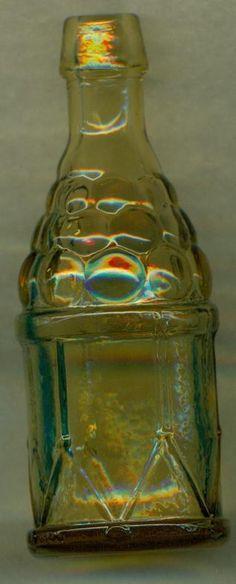 Wheaton Army Drum Mini Bottle